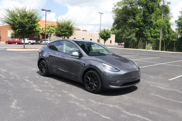 Used Used 2021 Tesla Model Y Standard Range RWD W/AUTOPILOT for sale $59,950 at Auto Collection in Murfreesboro TN