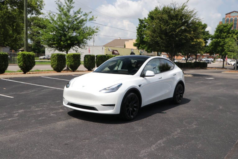 Used 2020 Tesla Model Y Long Range AWD W/Autopilot for sale $65,950 at Auto Collection in Murfreesboro TN 37130 2