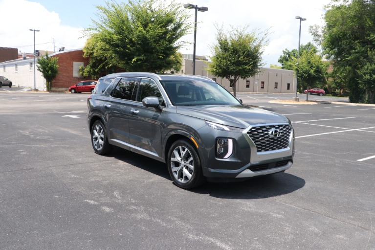 Used Used 2021 Hyundai Palisade Limited  FWD W/NAV for sale $52,950 at Auto Collection in Murfreesboro TN