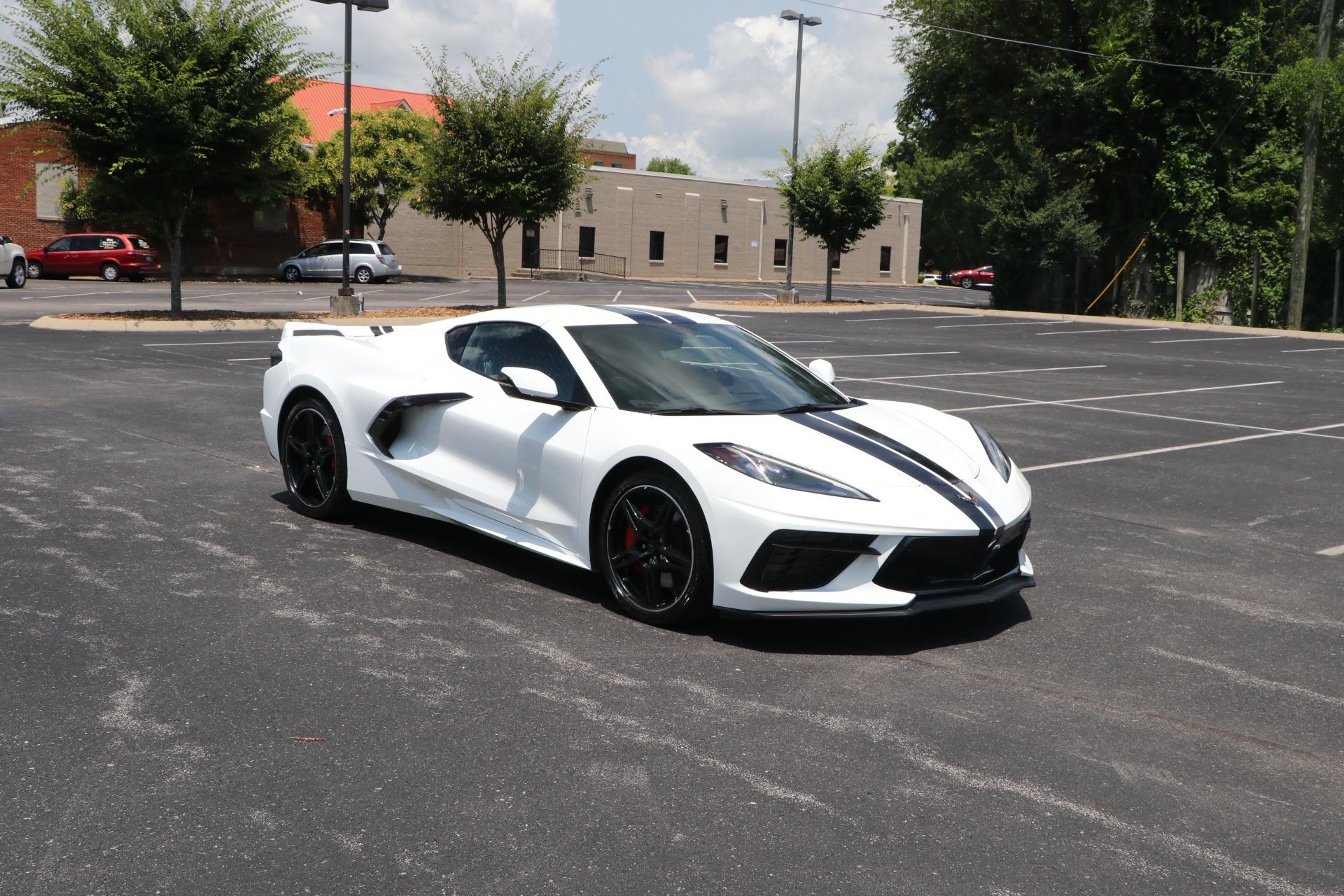 Used 2021 Chevrolet Corvette Stingray COUPE 3LT W/PERFORMANCE PKG for sale $113,950 at Auto Collection in Murfreesboro TN 37130 1