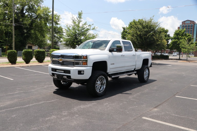 Used 2016 Chevrolet Silverado 2500HD High Country 153.7 CREW CAB 4WD W/NAV for sale Sold at Auto Collection in Murfreesboro TN 37130 2