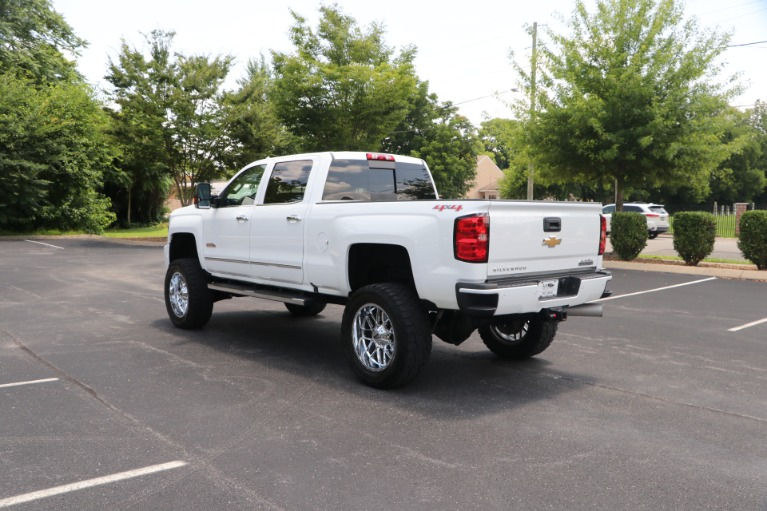 Used 2016 Chevrolet Silverado 2500HD High Country 153.7 CREW CAB 4WD W/NAV for sale Sold at Auto Collection in Murfreesboro TN 37130 4