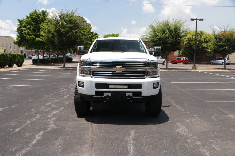 Used 2016 Chevrolet Silverado 2500HD High Country 153.7 CREW CAB 4WD W/NAV for sale Sold at Auto Collection in Murfreesboro TN 37130 5