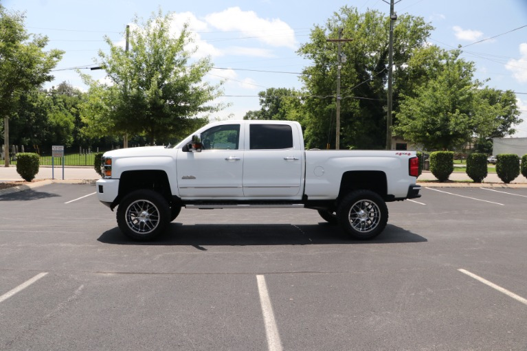 Used 2016 Chevrolet Silverado 2500HD High Country 153.7 CREW CAB 4WD W/NAV for sale Sold at Auto Collection in Murfreesboro TN 37130 7