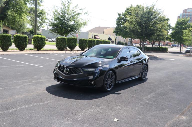 Used 2019 Acura TLX SH-AWD V6 w/Tech w/A-SPEC PKGs for sale $36,950 at Auto Collection in Murfreesboro TN 37130 2