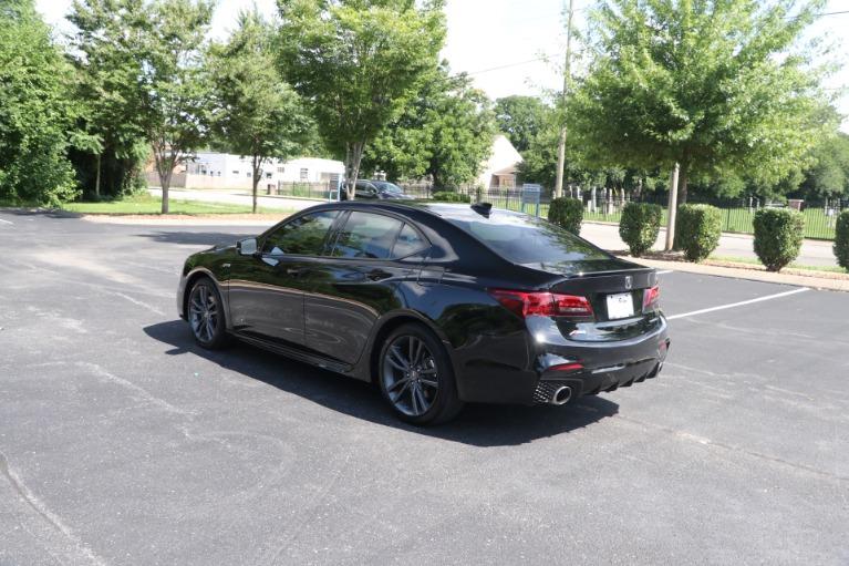Used 2019 Acura TLX SH-AWD V6 w/Tech w/A-SPEC PKGs for sale $36,950 at Auto Collection in Murfreesboro TN 37130 4