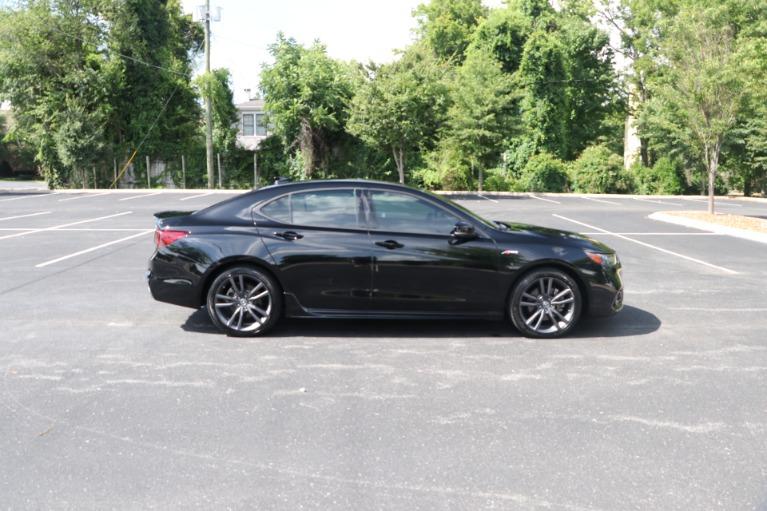 Used 2019 Acura TLX SH-AWD V6 w/Tech w/A-SPEC PKGs for sale $36,950 at Auto Collection in Murfreesboro TN 37130 8