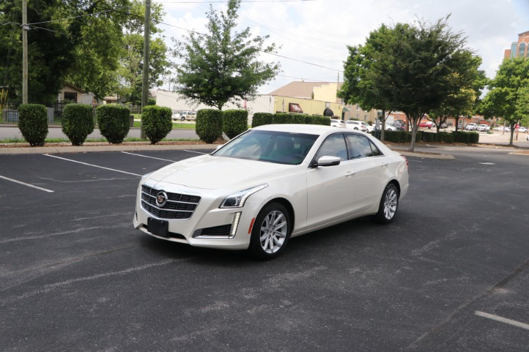 Used 2014 Cadillac CTS 2.0L TURBO AWD W/NAV for sale $25,950 at Auto Collection in Murfreesboro TN 37130 2