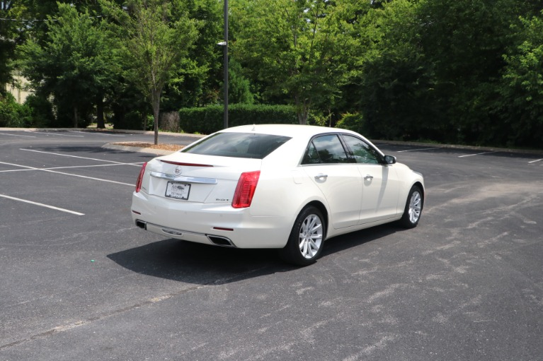 Used 2014 Cadillac CTS 2.0L TURBO AWD W/NAV for sale $25,950 at Auto Collection in Murfreesboro TN 37130 3