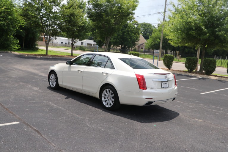Used 2014 Cadillac CTS 2.0L TURBO AWD W/NAV for sale $25,950 at Auto Collection in Murfreesboro TN 37130 4