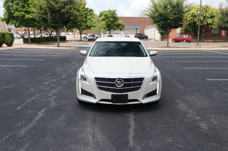 Used 2014 Cadillac CTS 2.0L TURBO AWD W/NAV for sale $25,950 at Auto Collection in Murfreesboro TN 37130 5