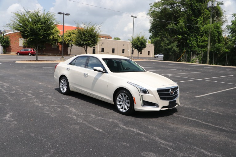 Used 2014 Cadillac CTS 2.0L TURBO AWD W/NAV for sale $25,950 at Auto Collection in Murfreesboro TN 37130 1