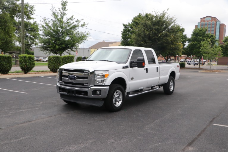 Used 2016 Ford F-250 Super Duty XLT Crew Cab 4x4 FX4 OFF-ROAD for sale $39,149 at Auto Collection in Murfreesboro TN 37130 2