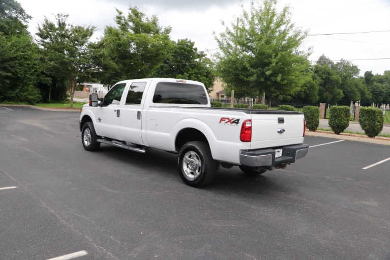 Used 2016 Ford F-250 Super Duty XLT Crew Cab 4x4 FX4 OFF-ROAD for sale $39,149 at Auto Collection in Murfreesboro TN 37130 4