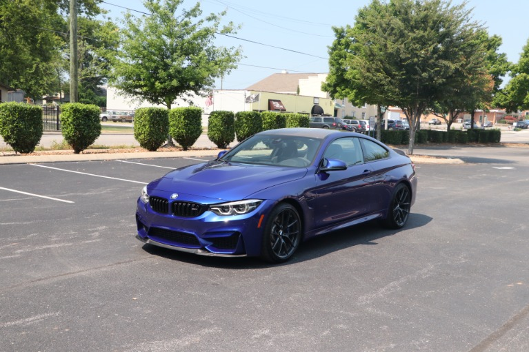Used 2020 BMW M4 CS COUPE W/EXECUTIVE PKG for sale $87,500 at Auto Collection in Murfreesboro TN 37130 2