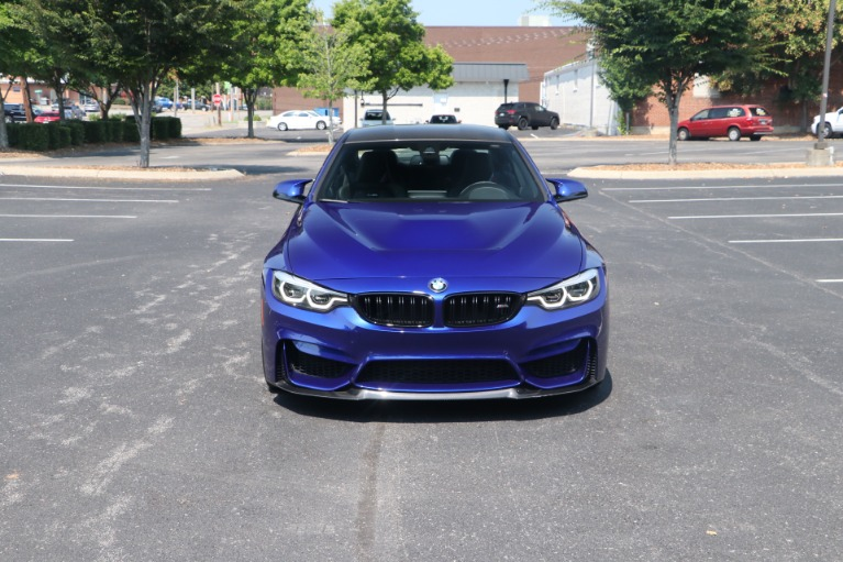 Used 2020 BMW M4 CS COUPE W/EXECUTIVE PKG for sale $87,500 at Auto Collection in Murfreesboro TN 37130 5