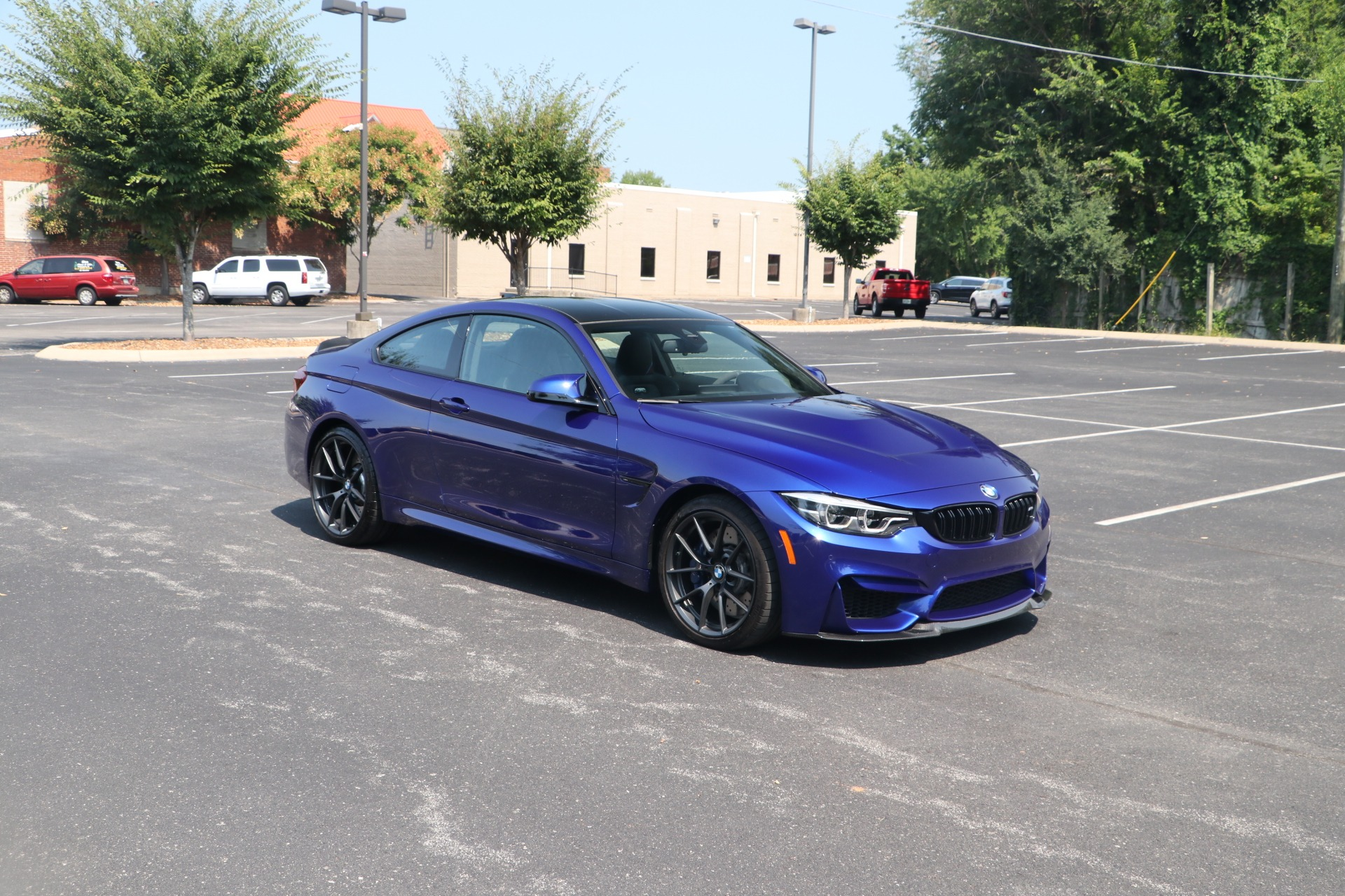 Used 2020 BMW M4 CS COUPE W/EXECUTIVE PKG for sale $87,500 at Auto Collection in Murfreesboro TN 37130 1