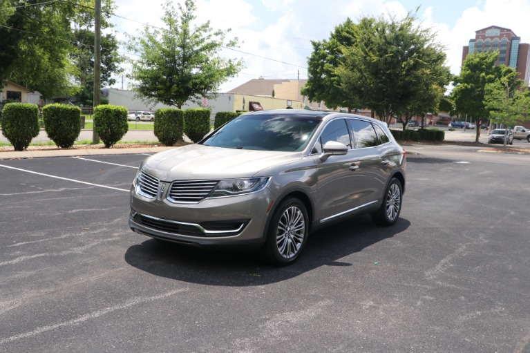 Used 2017 Lincoln MKX RESERVE FWD W/NAV for sale $28,950 at Auto Collection in Murfreesboro TN 37130 2