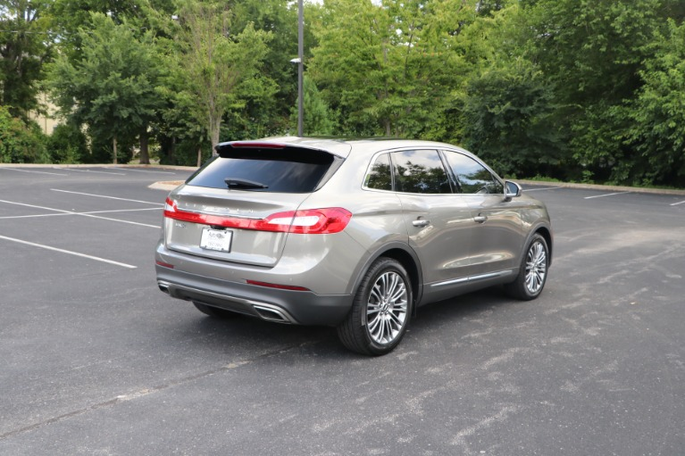 Used 2017 Lincoln MKX RESERVE FWD W/NAV for sale $28,950 at Auto Collection in Murfreesboro TN 37130 3