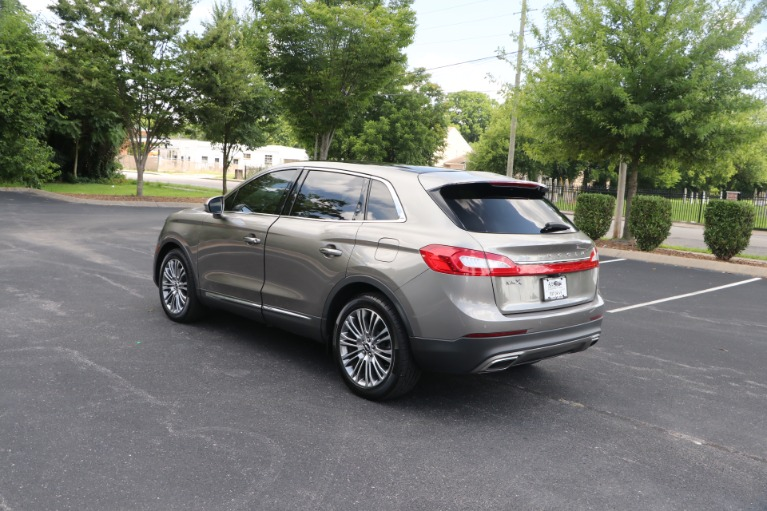 Used 2017 Lincoln MKX RESERVE FWD W/NAV for sale $28,950 at Auto Collection in Murfreesboro TN 37130 4