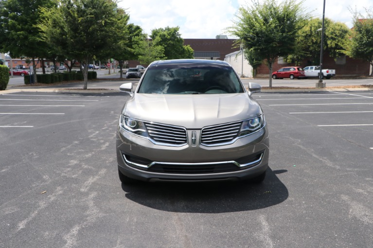 Used 2017 Lincoln MKX RESERVE FWD W/NAV for sale $28,950 at Auto Collection in Murfreesboro TN 37130 5