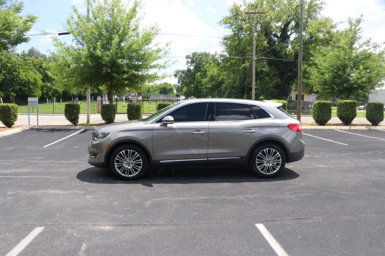 Used 2017 Lincoln MKX RESERVE FWD W/NAV for sale $28,950 at Auto Collection in Murfreesboro TN 37130 7