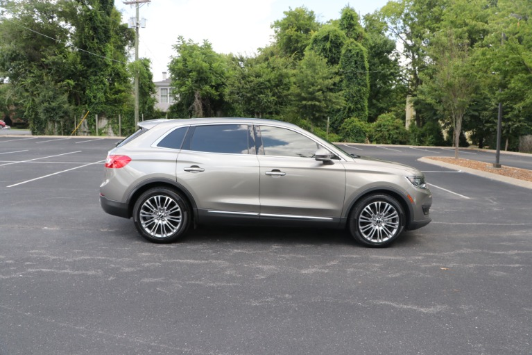 Used 2017 Lincoln MKX RESERVE FWD W/NAV for sale $28,950 at Auto Collection in Murfreesboro TN 37130 8