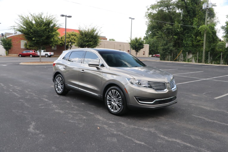 Used Used 2017 Lincoln MKX RESERVE FWD W/NAV for sale $28,950 at Auto Collection in Murfreesboro TN