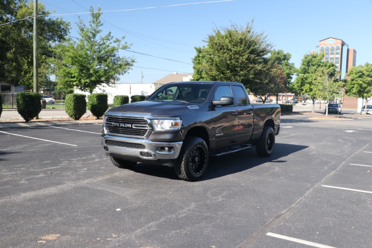 Used 2021 Ram Ram Pickup 1500 Big Horn EXTENDED CAB 4X2 for sale $42,950 at Auto Collection in Murfreesboro TN 37130 2