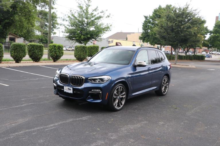 Used 2018 BMW X3 M40I PREMIUM AWD W/NAV for sale $49,950 at Auto Collection in Murfreesboro TN 37130 2