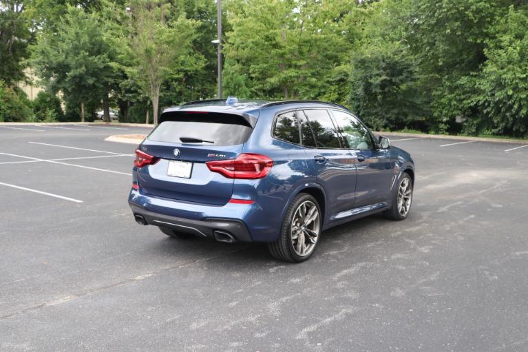 Used 2018 BMW X3 M40I PREMIUM AWD W/NAV for sale $49,950 at Auto Collection in Murfreesboro TN 37130 3
