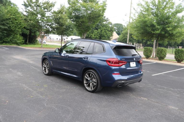 Used 2018 BMW X3 M40I PREMIUM AWD W/NAV for sale $49,950 at Auto Collection in Murfreesboro TN 37130 4