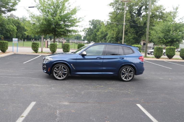 Used 2018 BMW X3 M40I PREMIUM AWD W/NAV for sale $49,950 at Auto Collection in Murfreesboro TN 37130 7