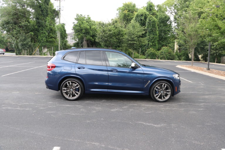 Used 2018 BMW X3 M40I PREMIUM AWD W/NAV for sale $49,950 at Auto Collection in Murfreesboro TN 37130 8