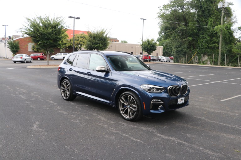 Used 2018 BMW X3 M40I PREMIUM AWD W/NAV for sale $49,950 at Auto Collection in Murfreesboro TN 37130 1