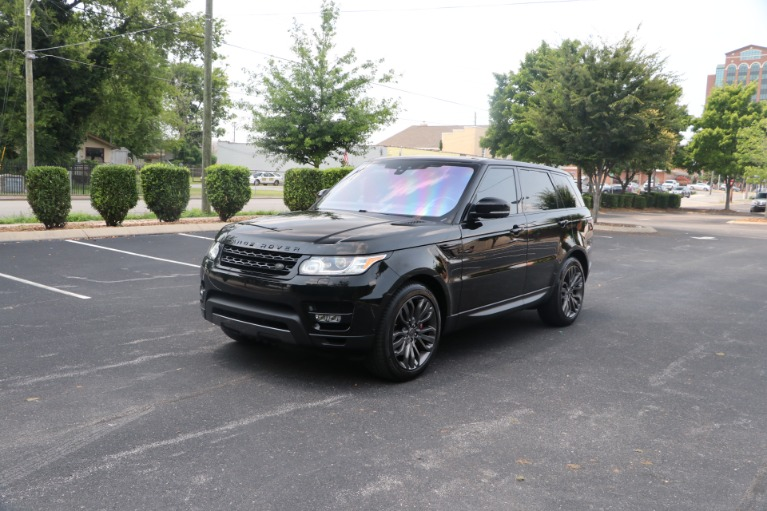 Used 2017 Land Rover Range Rover Sport Supercharged Dynamic AWD for sale $68,950 at Auto Collection in Murfreesboro TN 37130 2