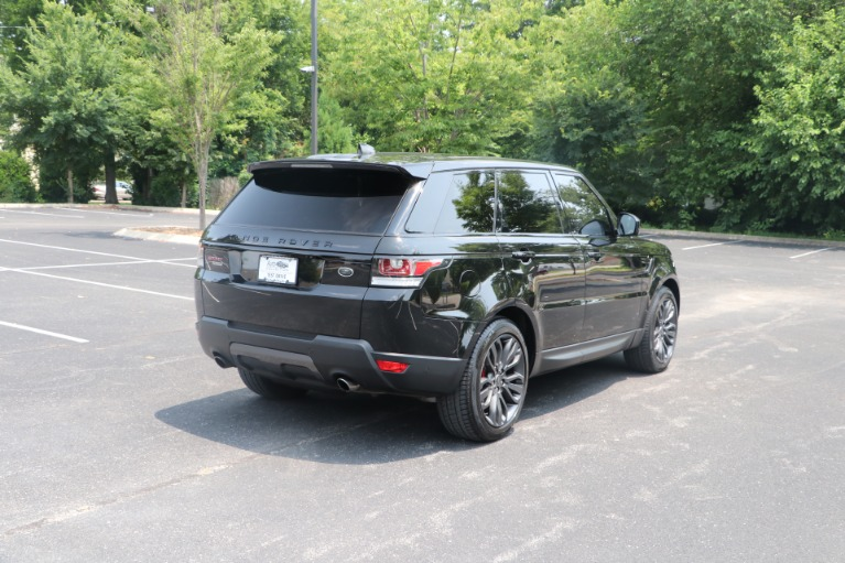 Used 2017 Land Rover Range Rover Sport Supercharged Dynamic AWD for sale $68,950 at Auto Collection in Murfreesboro TN 37130 3