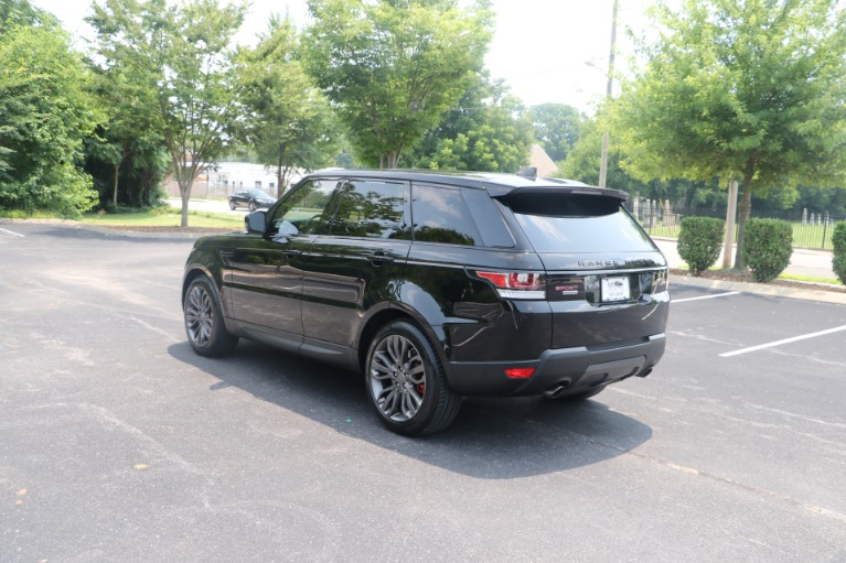 Used 2017 Land Rover Range Rover Sport Supercharged Dynamic AWD for sale $68,950 at Auto Collection in Murfreesboro TN 37130 4