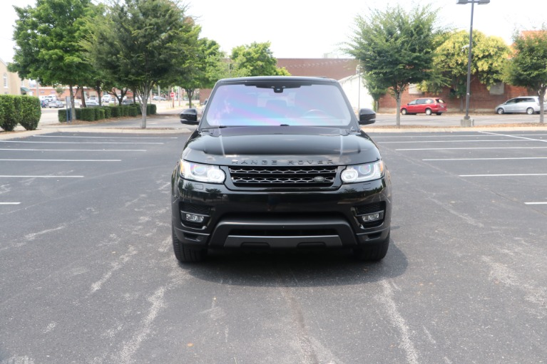 Used 2017 Land Rover Range Rover Sport Supercharged Dynamic AWD for sale $68,950 at Auto Collection in Murfreesboro TN 37130 5