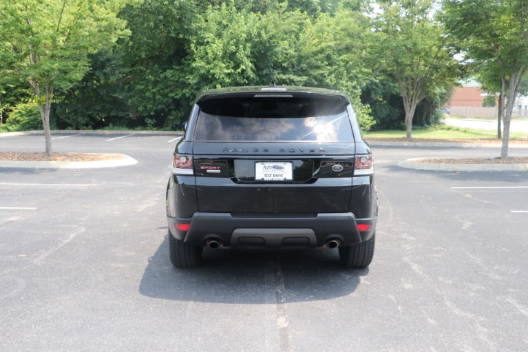 Used 2017 Land Rover Range Rover Sport Supercharged Dynamic AWD for sale $68,950 at Auto Collection in Murfreesboro TN 37130 6