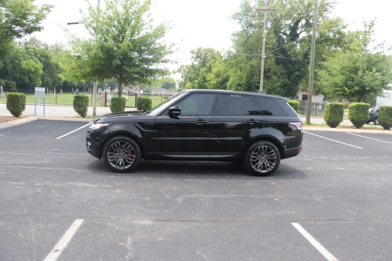 Used 2017 Land Rover Range Rover Sport Supercharged Dynamic AWD for sale $68,950 at Auto Collection in Murfreesboro TN 37130 7