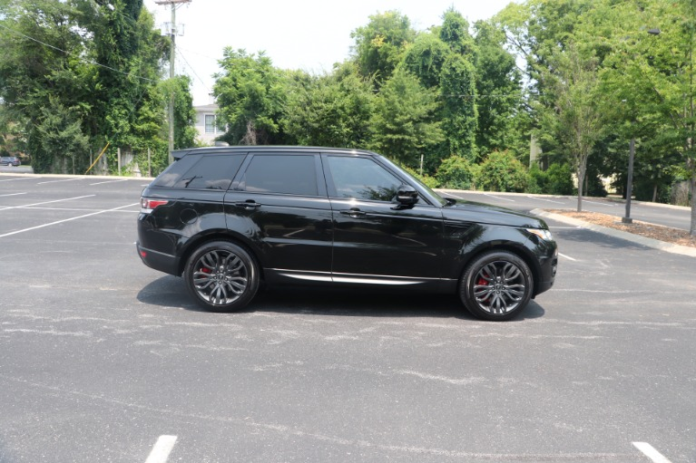Used 2017 Land Rover Range Rover Sport Supercharged Dynamic AWD for sale $68,950 at Auto Collection in Murfreesboro TN 37130 8