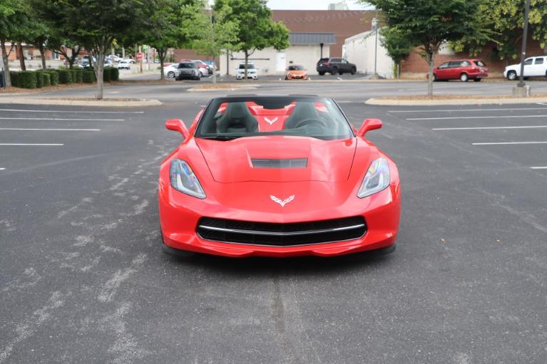 Used 2014 Chevrolet Corvette Stingray Z51 3LT CONVERTIBLE W/NAV for sale Sold at Auto Collection in Murfreesboro TN 37130 5
