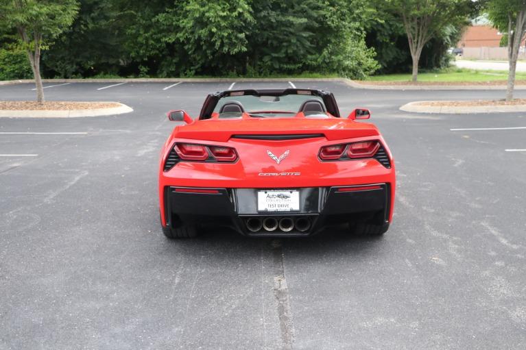 Used 2014 Chevrolet Corvette Stingray Z51 3LT CONVERTIBLE W/NAV for sale Sold at Auto Collection in Murfreesboro TN 37130 6