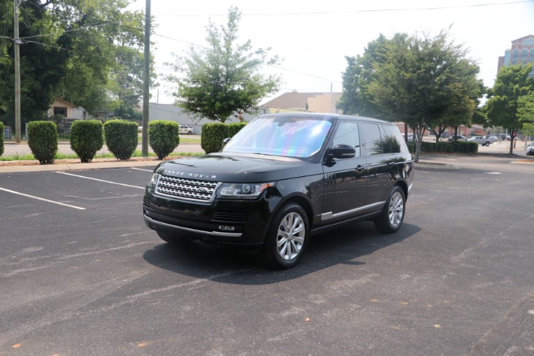 Used 2016 Land Rover Range Rover HSE TD6 VISION ASSIST PACK W/NAV for sale Sold at Auto Collection in Murfreesboro TN 37130 2