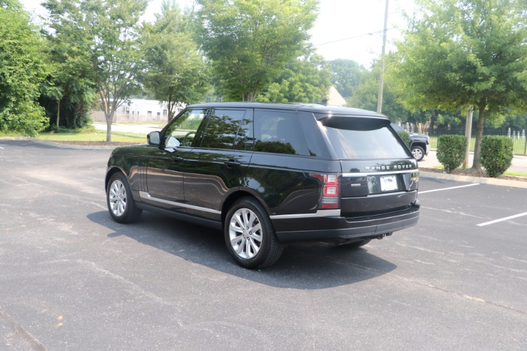 Used 2016 Land Rover Range Rover HSE TD6 VISION ASSIST PACK W/NAV for sale Sold at Auto Collection in Murfreesboro TN 37130 4