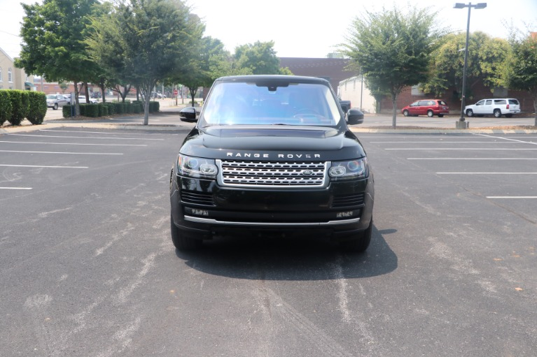 Used 2016 Land Rover Range Rover HSE TD6 VISION ASSIST PACK W/NAV for sale Sold at Auto Collection in Murfreesboro TN 37130 5
