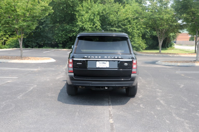 Used 2016 Land Rover Range Rover HSE TD6 VISION ASSIST PACK W/NAV for sale Sold at Auto Collection in Murfreesboro TN 37130 6