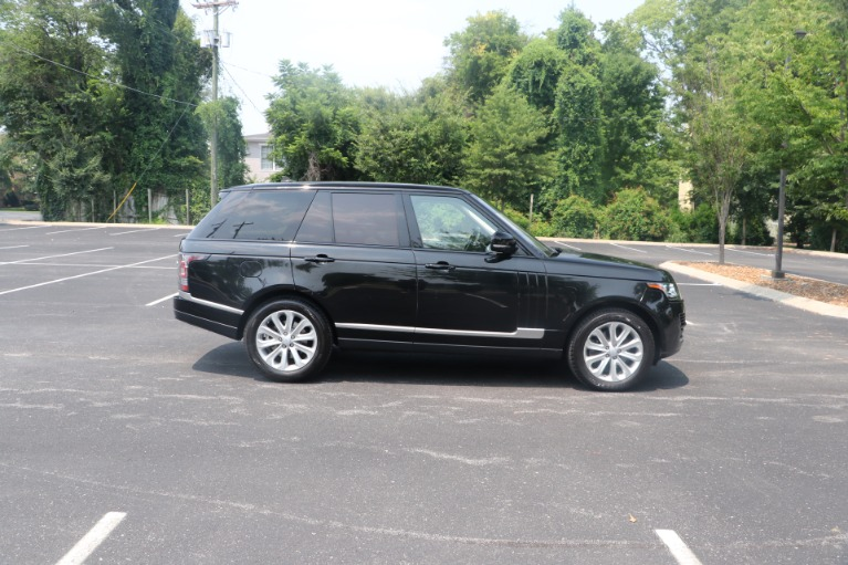 Used 2016 Land Rover Range Rover HSE TD6 VISION ASSIST PACK W/NAV for sale Sold at Auto Collection in Murfreesboro TN 37130 8