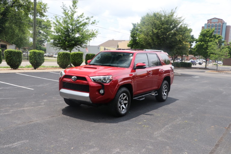Used 2018 Toyota 4Runner TRD Off-Road Premium 4WD for sale $40,950 at Auto Collection in Murfreesboro TN 37130 2